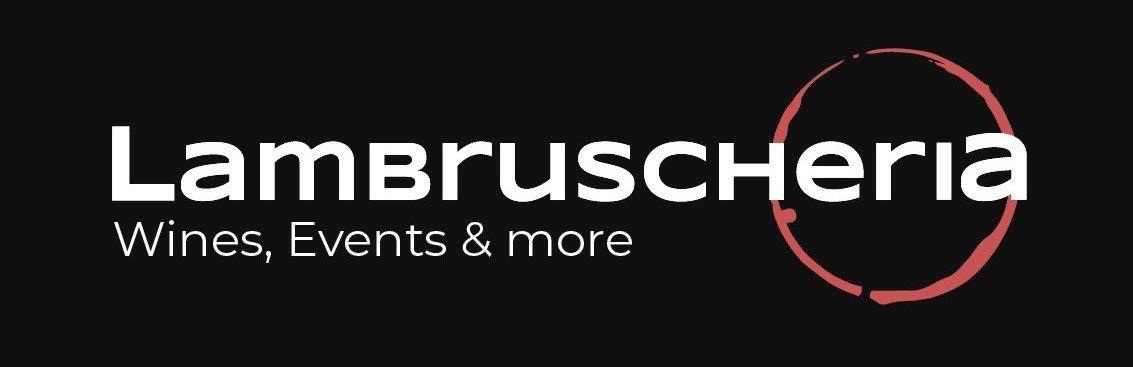 Logo Lambruscheria rettangolare